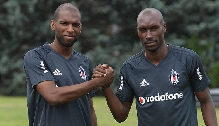 Yeni transfer Larin, Babel ve Atiba ile birlikte