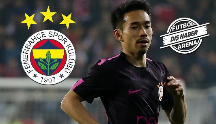 Yuto Nagatomo, Fenerbahçe'yi reddetti! Galatasaray için geri çevirdiği 3 takım
