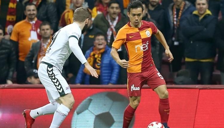 Yuto Nagatomo, Galatasaray'ı Japonya'ya taşıdı