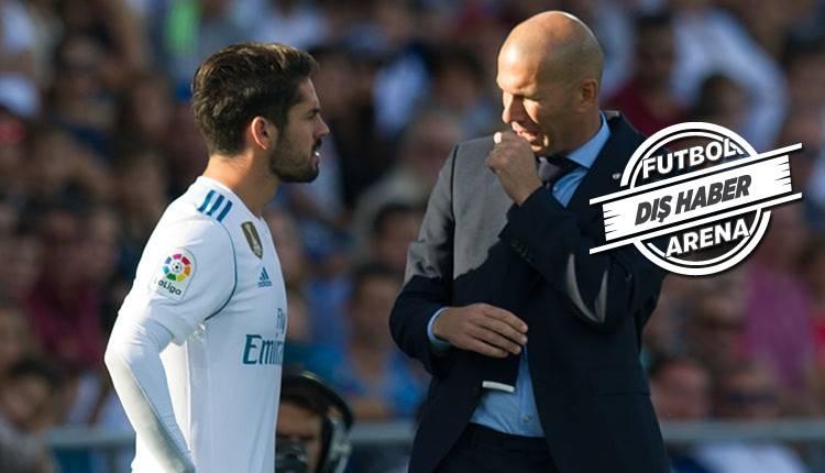 Zidane, İsco'yu satmaya karar verdi!