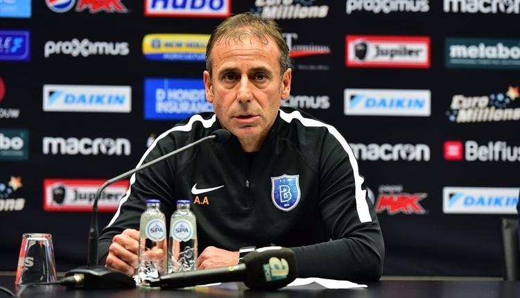 Abdullah Avcı, Galatasaray maçı hakkında konuştu