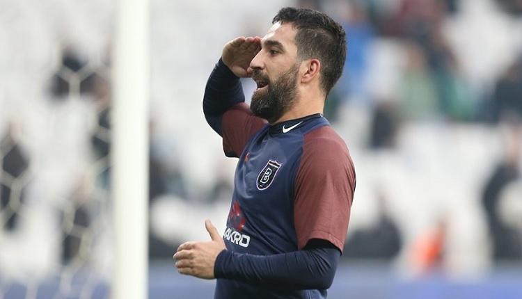 Arda Turan Beşiktaş maçında oynayacak mı? Flaş karar...