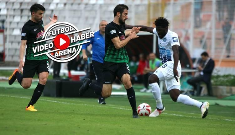 Adana Demirspor 3-1 Denizlispor maçı haberi ve golleri (İZLE)