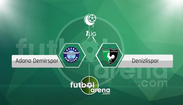 Adana Demirspor - Denizlispor ne zaman? BeIN Sports MAX 1 şifresiz yayın