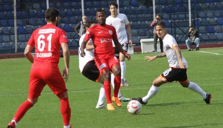 Adanaspor 0-1 Balıkesirspor maç özeti ve golü (İZLE)