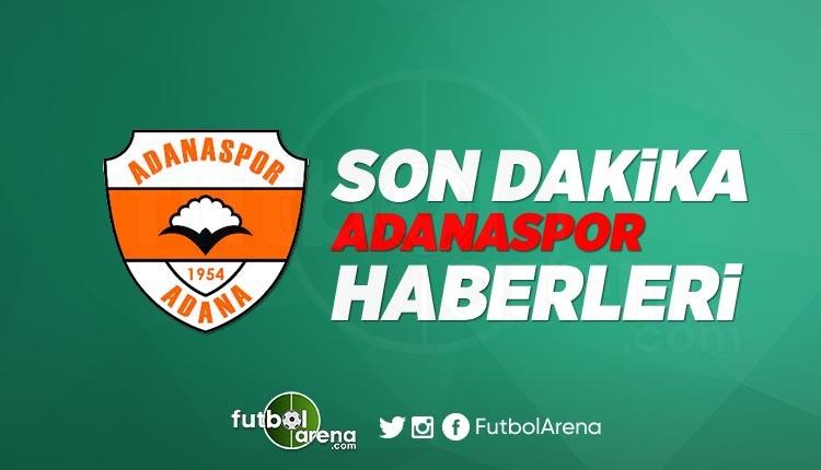 - Teknik direktör krizi (14 Mart 2018 Çarşamba - Son dakika Adanaspor haberi)
