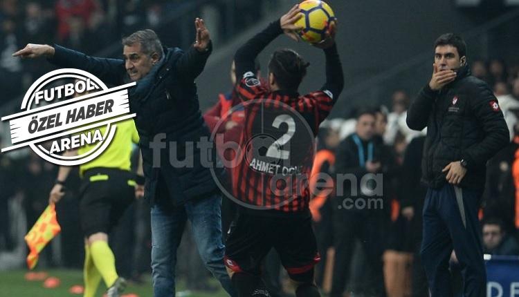 Ahmet Oğuz FutbolArena'ya konuştu: 'Taç pozisyonu...'