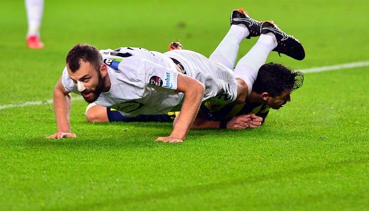 Akhisarsporlu Mustafa Yumlu: 'Soldado'nun pozisyonunda penaltı yok'