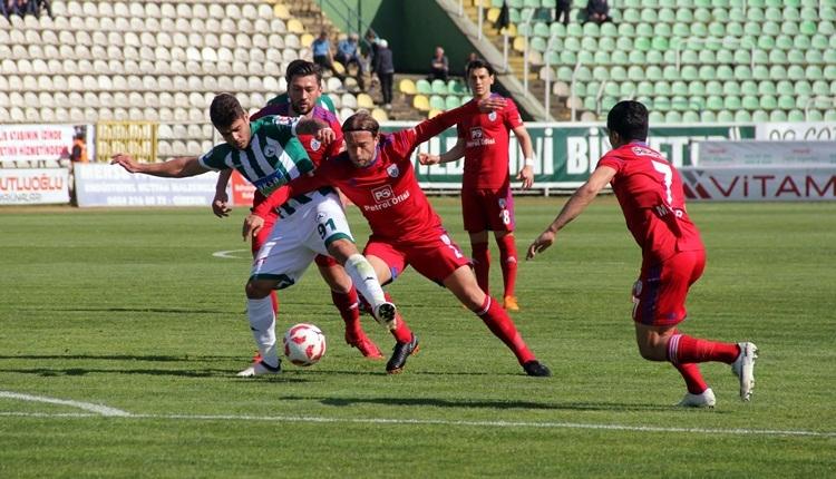 Akın Çorap Giresunspor 0-0 Altınordu maç özeti (İZLE)