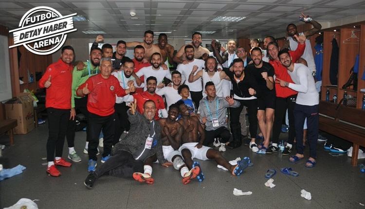 Alanyaspor, Süper Lig'de lider Galatasaray ile yarışıyor