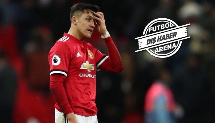 Alexis Sanchez, Manchester United'ı seçtiği için pişman