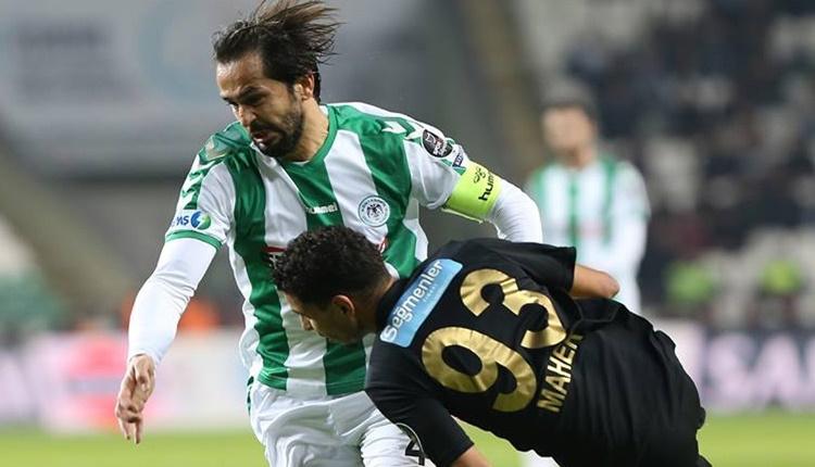 Ali Turan, Galatasaray maçında cezalı duruma düştü