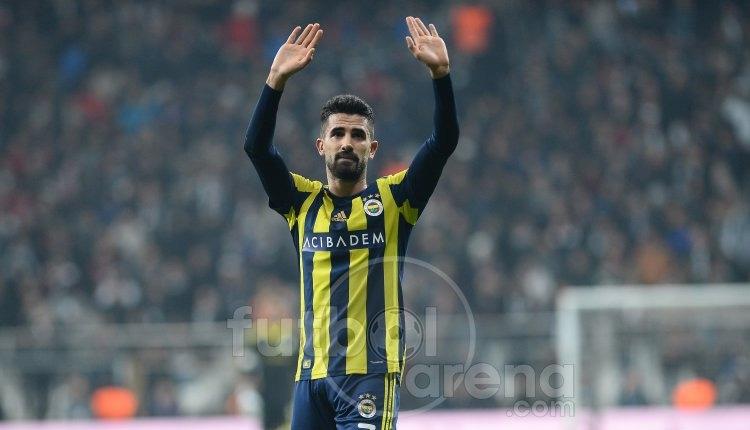 Alper Potuk Beşiktaş derbisinde kırmızı gördü ve özür diledi