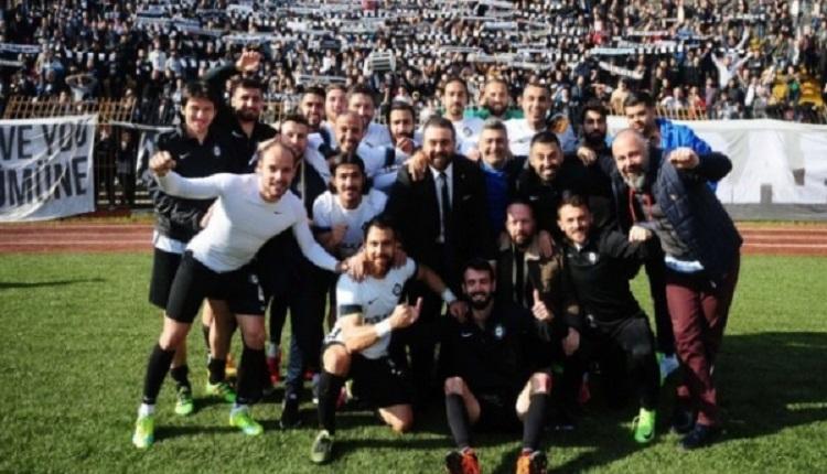 Altay 2-0 Silivrispor maç özeti ve golleri