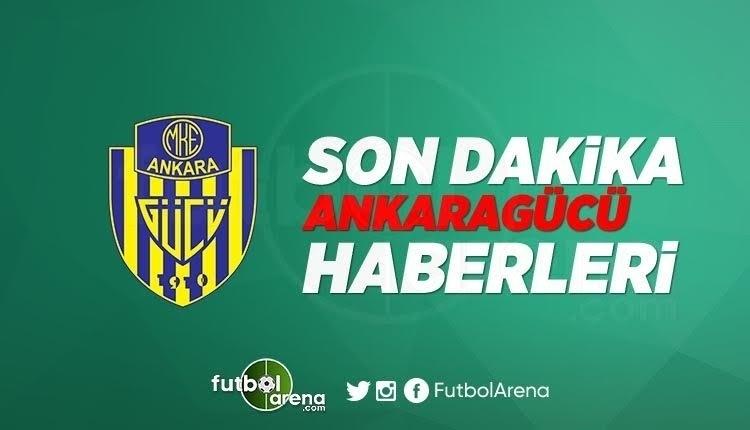 Ankaragücü Haberleri - Eskişehir maçı öncesi FLAŞ gelişme! (16 Mart 2018 Son dakika Ankaragücü haberleri)