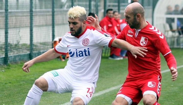 Antalyaspor, El Kabir'i İsveç takımına kiraladı