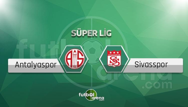 Antalyaspor - Sivasspor beIN SPORTS canlı şifresiz yayın