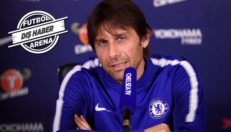 Chelsea menajeri Antonio Conte, PSG yolunda
