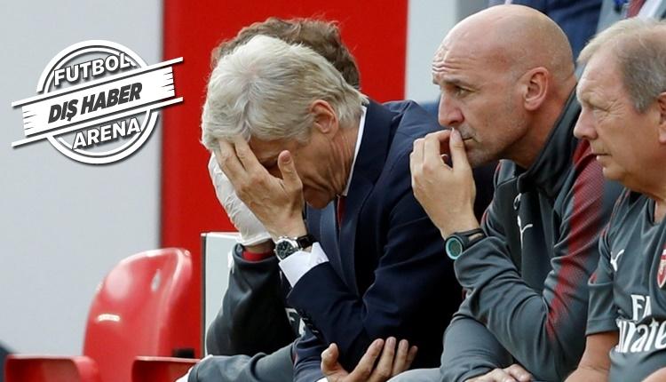 Arsenal'de Arsene Wenger dönemi kapanıyor! Thomas Tuchel...