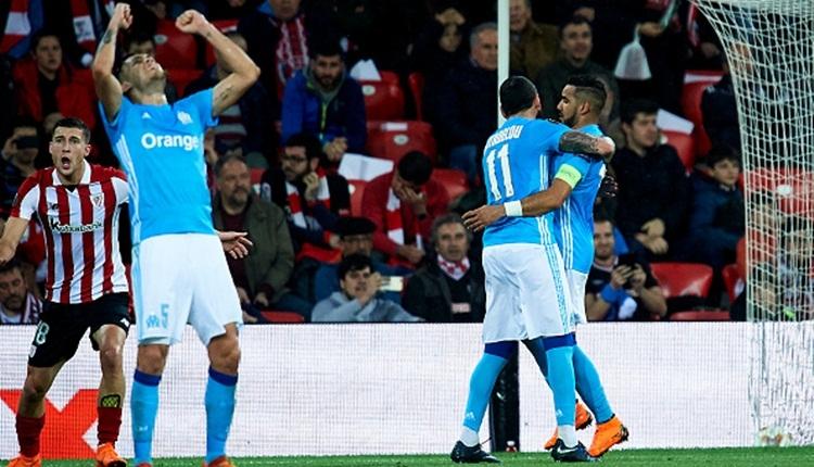 Athletic Bilbao 1-2 Marsilya maç özeti ve golleri (İZLE)