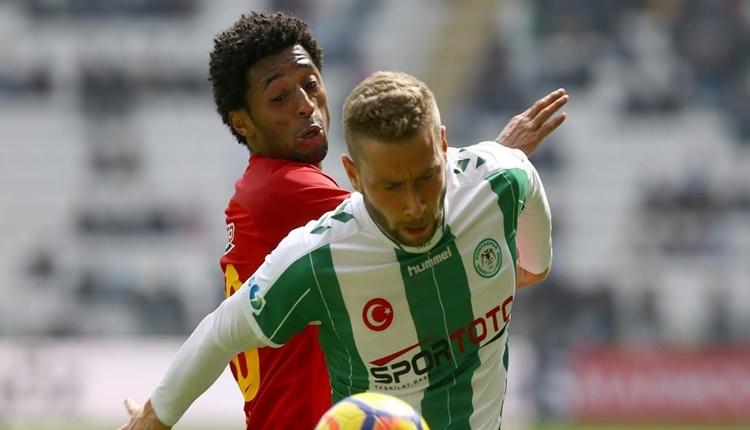 Atiker Konyaspor 10 hafta sonra ilki başardı