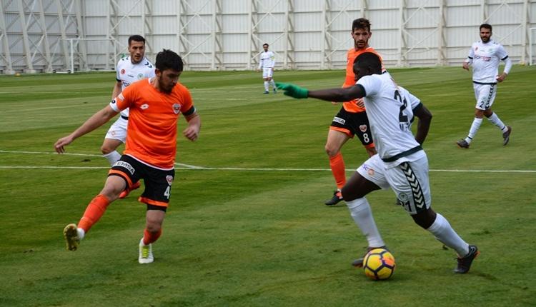 Atiker Konyaspor 2-0 Adanaspor maç özeti ve golleri (İZLE)
