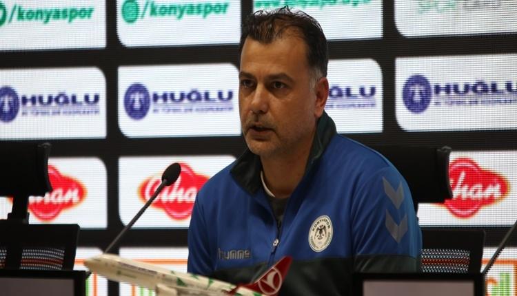 Atiker Konyaspor'da Murat Şahin: '8 tane final maçımız var'