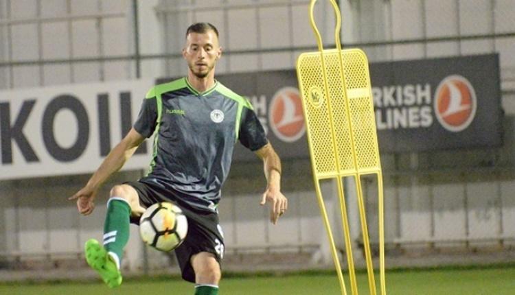 Atiker Konyaspor'da Petar Filipovic'ten kötü haber