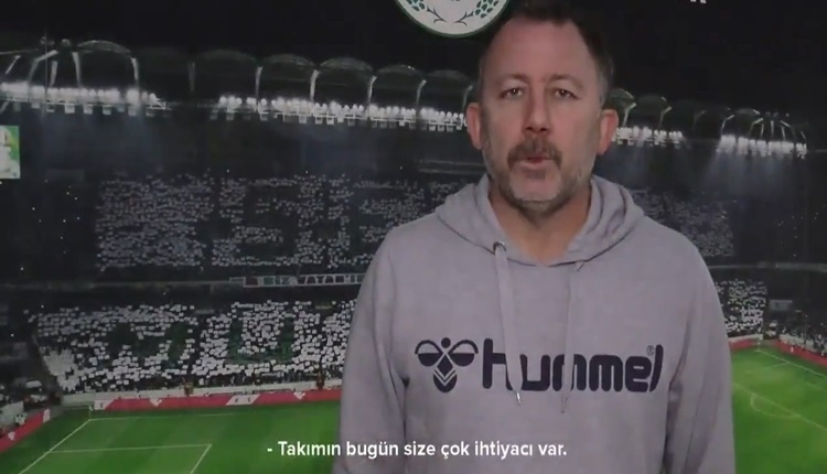 Atiker Konyaspor'dan taraftarlara çağrı