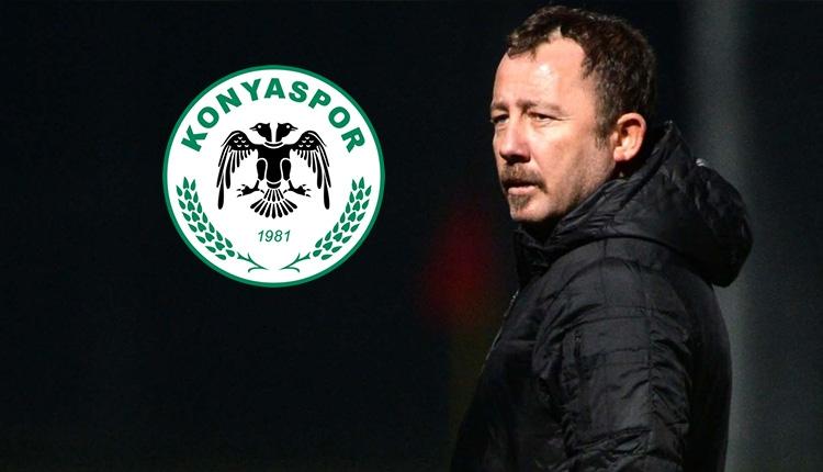 Atiker Konyaspor'un yeni teknik direktörü Sergen Yalçın oldu