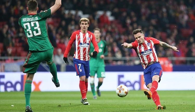 Atletico Madrid 3-0 Lokomotiv Moskova maç özeti ve golleri (İZLE)