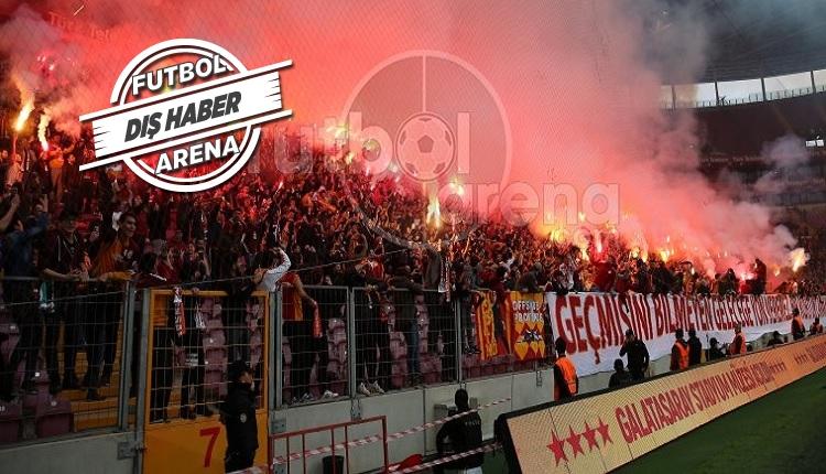 Galatasaray taraftarlarını Avrupa konuşuyor! TT Stadı...