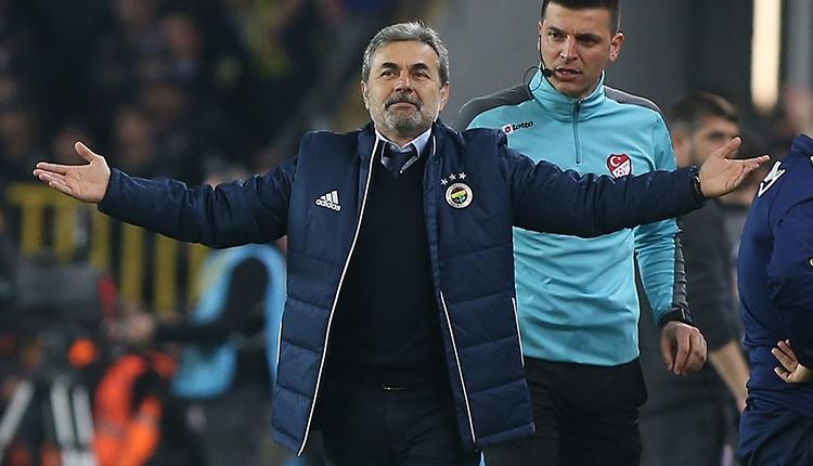 Aykut Kocaman'dan hakem isyanı: '3 penaltımız verilmedi'