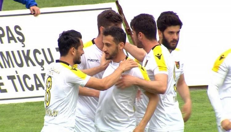 Balıkesirspor 0-1 İstanbulspor maç özeti ve golü İZLE