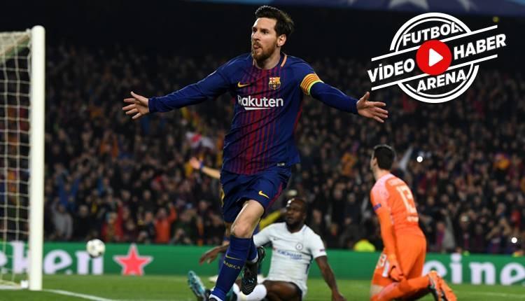 Barcelona 3-0 Chelsea maçı özeti ve golleri (İZLE)