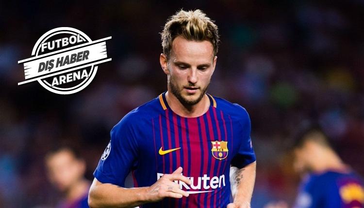 Barcelona, Ivan Rakitic için Premier Lig devlerinden servet istedi