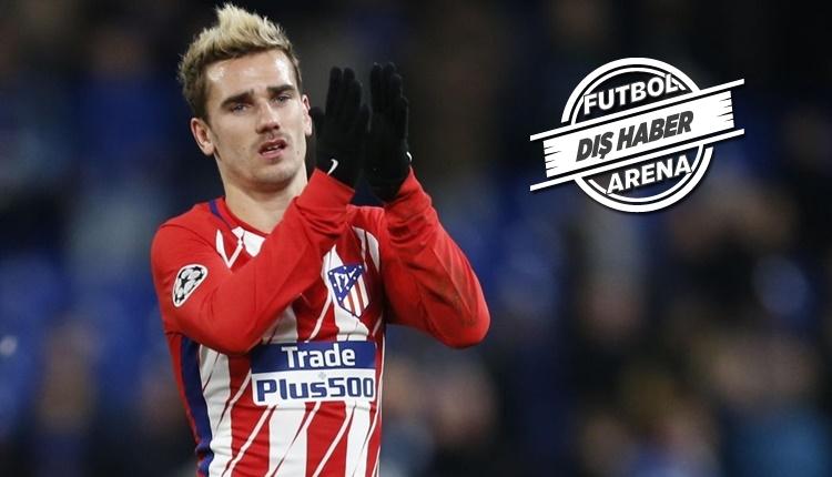 Barcelona'dan Antoine Griezmann için 100 milyon Euro!