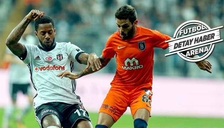 Başakşehir - Beşiktaş maçlarında goller son dakikalarda
