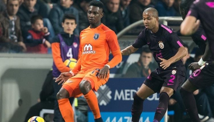 Başakşehirli Eljero Elia'dan Galatasaray itirafı