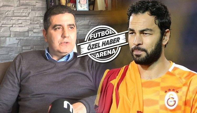 Batur Altıparmak Galatasaray'a o davayı 2016'da açmış