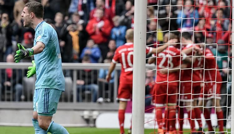 Bayern Münih, Hamburg'u yine farka boğdu! 6-0