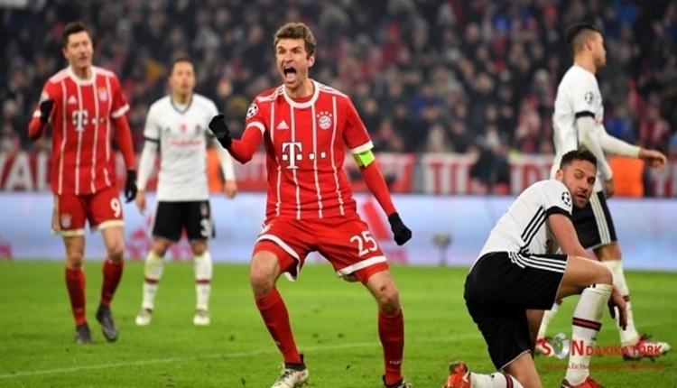 Bayern Münih'in galibiyetine 42 milyon Euro!