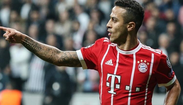 Bayern Münih'in yıldızı Thiago: 'İstanbul'da dünyanın en iyileri vardı'