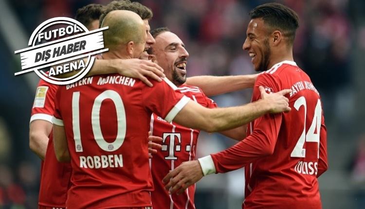 Bayern Münih'te Tolisso, Beşiktaş maçında yok