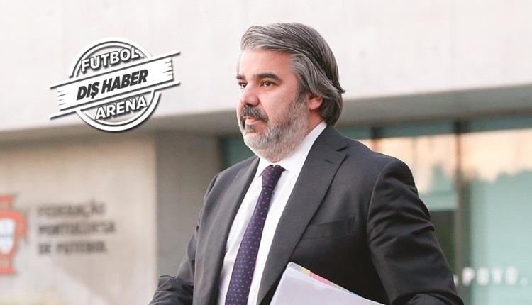 Benfica kulüp binasına polis baskını! Avukat tutuklandı