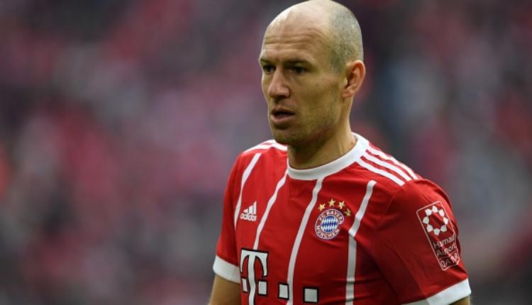 Beşiktaş, Arjen Robben için harekete geçti