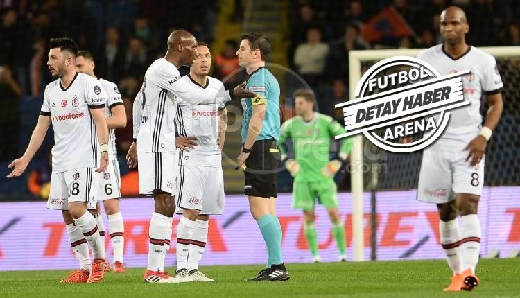 Beşiktaş, Başakşehir karşısında bu sezon ilki yaşadı