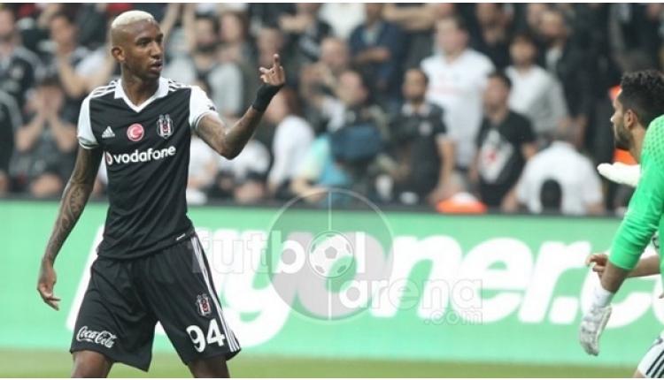 Beşiktaş, Fenerbahçe derbisi öncesi savcılıktan Talisca kararı