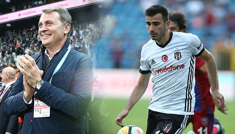 Beşiktaş Son Dakika Haberi: Fikret Orman'dan Oğuzhan Özyakup açıklaması (22 Mart 2018)