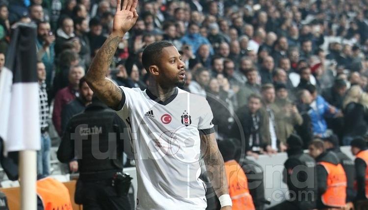 Beşiktaş taraftarından Jeremain Lens'e büyük destek